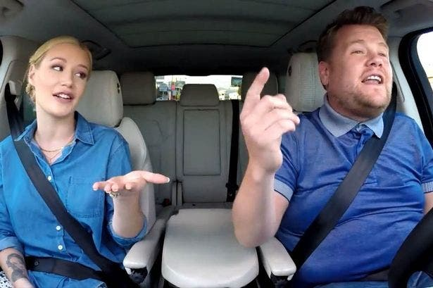 Grabs-from-last-nights-show-which-saw-Iggy-Azalea-joining-James-Corden-for-a-game-of-Carpool-Karaoke