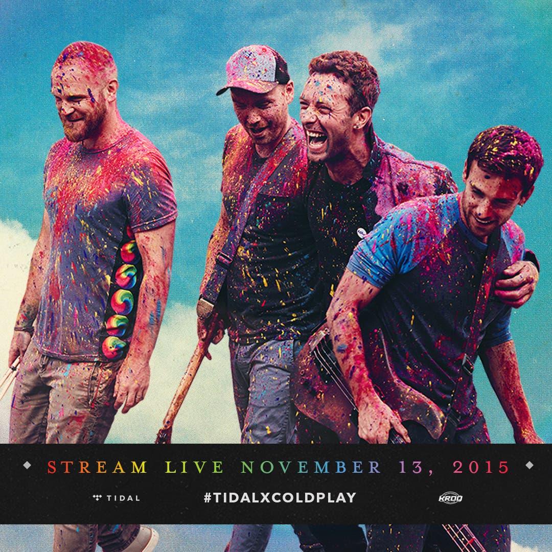 Coldplay NOVO ÀLBUM