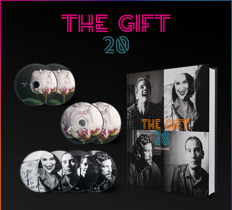 the gift caixan