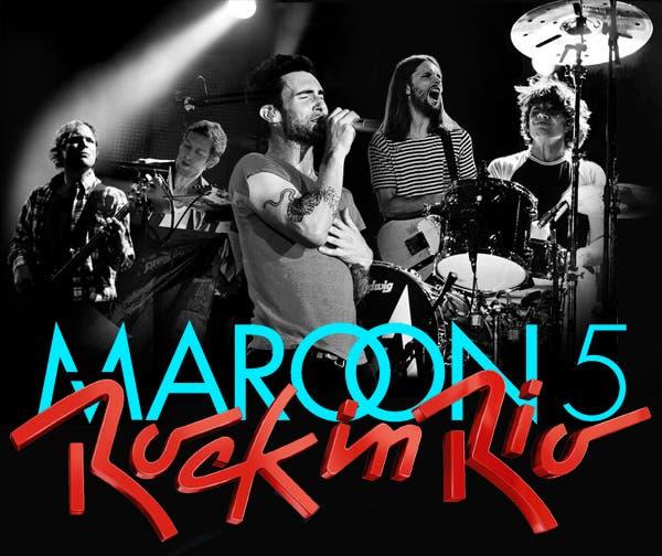 Assistir Maroon 5 ao vivo Rock In Rio 2017 Dublado e Legendado Online