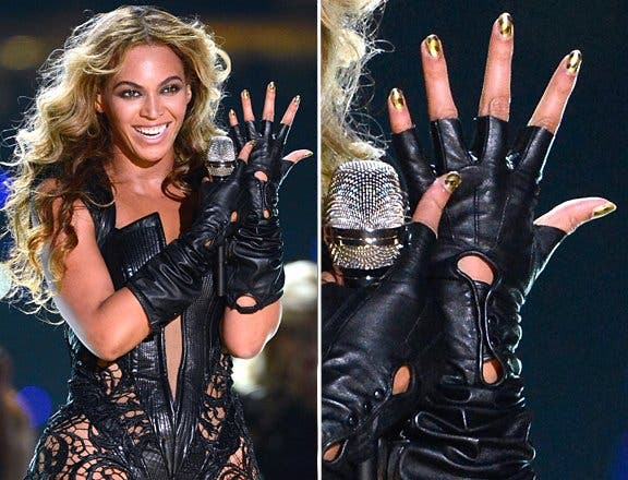 beyonce-knowles-nails-2013