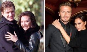 Victoria Beckham e David Beckham - 19 anos juntos