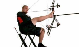 Paralímpicos: Atleta sem braços é campeão de tiro com arco