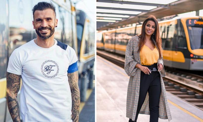 Bruno Savate fala sobre ex-relação com Elisabete Moutinho