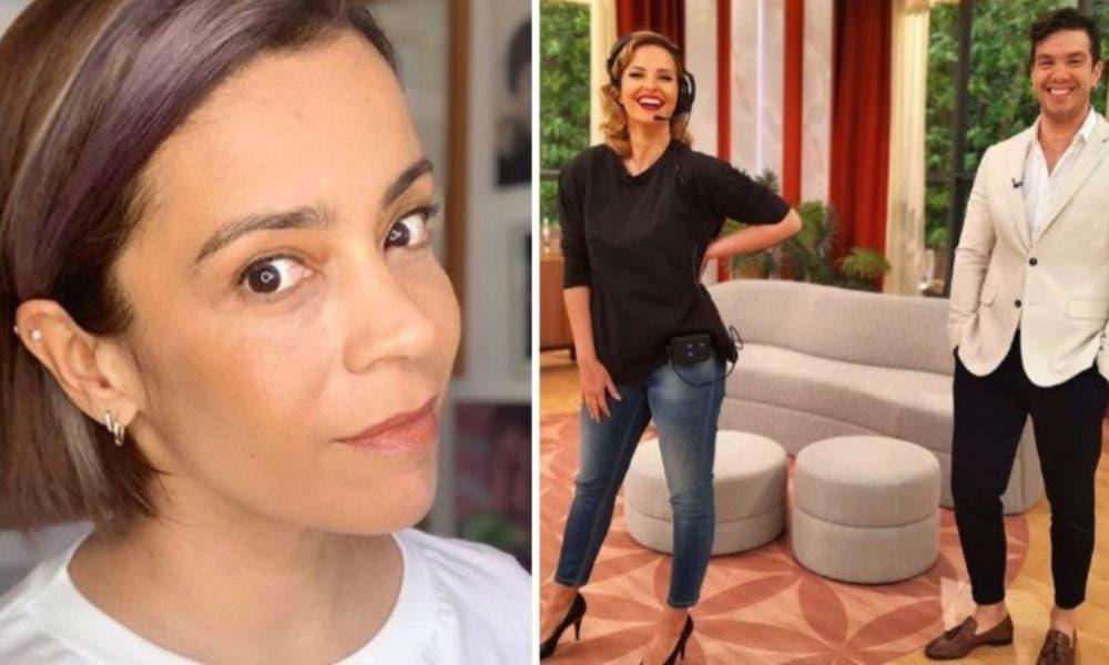 Ruben Vieira Na Tvi Com Cristina Ferreira Rita Ferro Rodrigues Faz Post Enigmatico